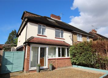 Thumbnail 4 bed semi-detached house for sale in Arnold Road, Staines-Upon-Thames, Surrey