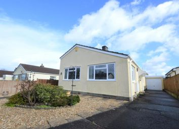 Thumbnail 3 bed detached bungalow for sale in The Chase, Honiton, Devon