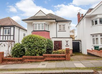 Thumbnail 3 bed detached house for sale in Elliot Road, London, London, London