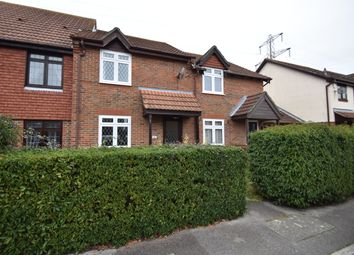 Thumbnail 2 bed terraced house for sale in Ardingly Crescent, Hedge End, Southampton, Hampshire