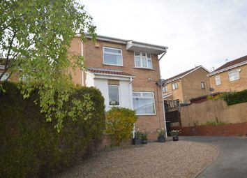 Thumbnail 3 bed detached house for sale in Dowland Gardens, High Green, Sheffield