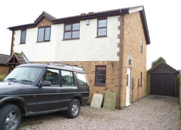 Thumbnail 2 bedroom semi-detached house to rent in Everard Way, Stanton Under Bardon, Markfield