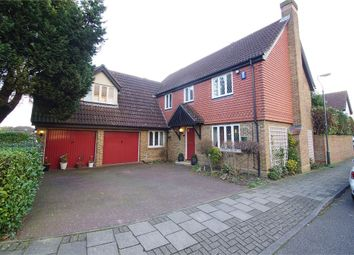 Thumbnail 5 bed detached house for sale in Elder Close, Sidcup, Kent