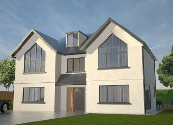 Thumbnail 4 bed detached house for sale in Buttrills Road, Barry