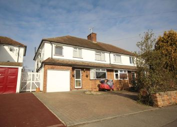 Thumbnail 3 bed semi-detached house for sale in Kings Road, Tonbridge