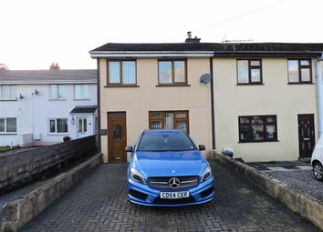 Thumbnail 3 bed end terrace house for sale in Millfield, Whitland, Carmarthenshire