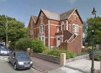 Thumbnail 1 bedroom flat to rent in Clive Crescent, Penarth