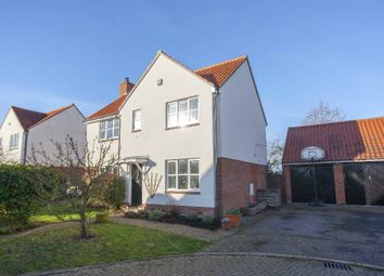 Thumbnail 4 bed detached house for sale in Collingwoods Fields, East Bergholt, Colchester