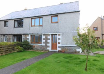 Thumbnail 4 bed semi-detached house for sale in Sinclair Square, Halkirk