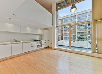 Thumbnail 2 bed flat for sale in Benyon Wharf, Kingsland Road