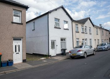 Thumbnail 2 bedroom end terrace house for sale in East Usk Road, Newport