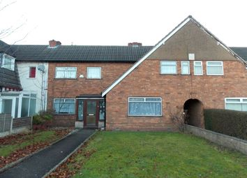 Thumbnail 3 bed terraced house for sale in Lyttelton Road, Stechford, Birmingham