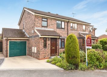 Thumbnail 3 bed semi-detached house for sale in Tedder Road, Acomb, York