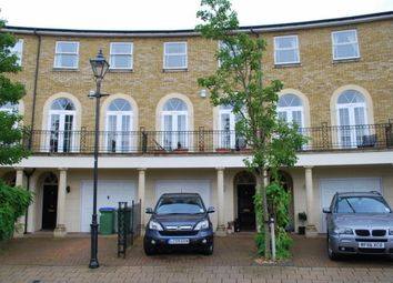 Thumbnail 4 bed town house to rent in Savery Drive, Surbiton