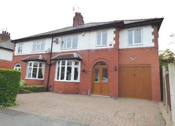 Thumbnail 4 bed semi-detached house for sale in Rydal Avenue, Penwortham, Preston, Lancashire