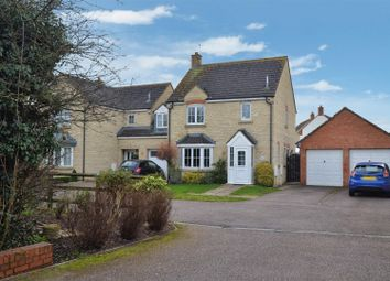 Thumbnail 3 bed detached house for sale in The Bramblings, Bicester