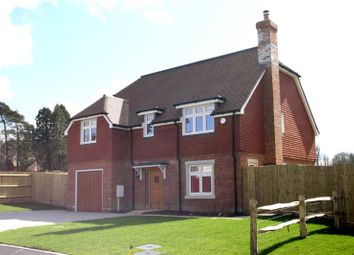 Thumbnail 4 bed detached house for sale in Eden Hall, Stick Hill, Edenbridge