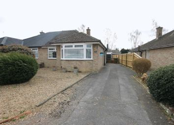 Thumbnail 2 bedroom semi-detached bungalow for sale in Benmead Road, Kidlington