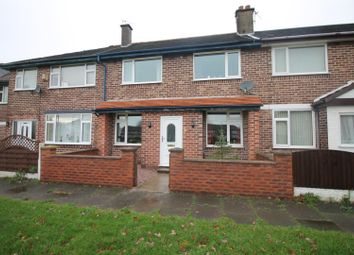 Thumbnail 3 bed town house for sale in Lowther Gardens, Urmston, Manchester