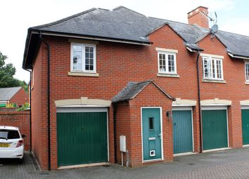 Thumbnail 2 bed flat for sale in Heyridge Meadow, Cullompton
