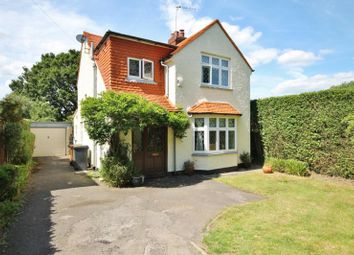 Thumbnail 3 bed detached house to rent in Scotts Grove Road, Chobham, Surrey