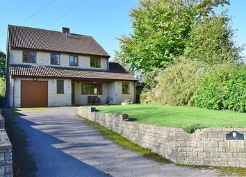 Thumbnail 4 bed detached house for sale in Nettleton Shrub, Nettleton, Chippenham, Wiltshire