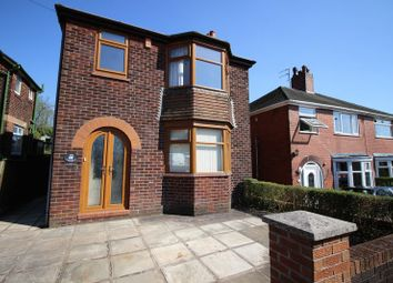 Thumbnail 3 bed detached house for sale in Sneyd Street, Leek, Staffordshire