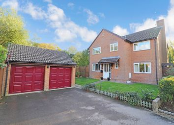 Thumbnail 4 bed detached house for sale in Cheltenham Gardens, Hedge End, Southampton, Hampshire