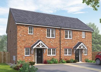 "Thumbnail 3 bedroom semi-detached house for sale in ""The Appleton"" at Wellfield Road North, Wingate"