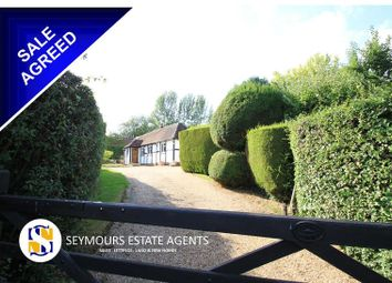 4 bed detached bungalow for sale in Waterlands Lane, Rowhook, Horsham RH12
