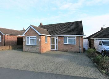 Thumbnail 3 bed bungalow for sale in Jenkins Avenue, Bricket Wood, St. Albans