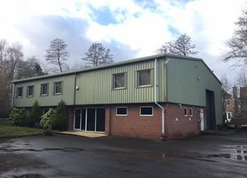 Thumbnail Light industrial to let in Highclere Business Centre, Mount Road, Highclere, Newbury