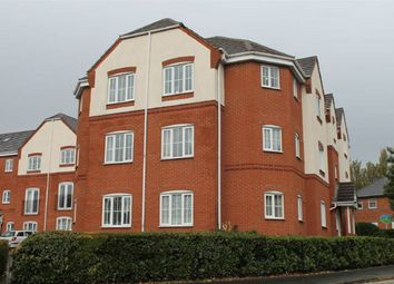 Thumbnail 1 bed flat for sale in Penkridge Court, Cannock, Cannock, Staffs