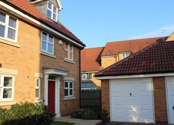 Thumbnail 4 bed semi-detached house to rent in Knights Road, Chellaston, Derby