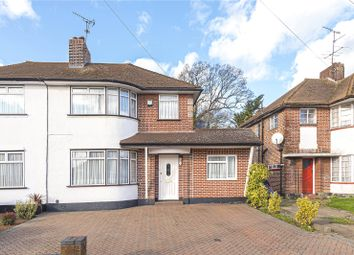 Thumbnail 5 bed semi-detached house for sale in Pavilion Way, Ruislip, Middlesex
