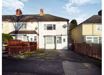 Thumbnail 3 bed end terrace house for sale in Pendeen Road, Birmingham