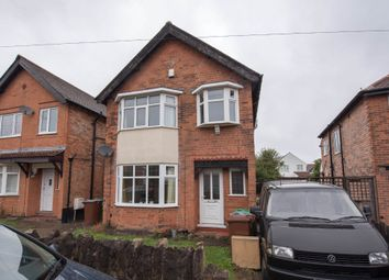 Thumbnail 3 bed detached house for sale in Western Gardens, Nottingham