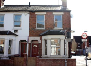 Thumbnail 3 bedroom end terrace house for sale in Addison Road, Reading, Berkshire
