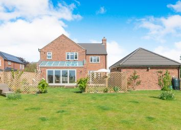 Thumbnail 5 bed detached house for sale in Upwell Road, Christchurch, Wisbech
