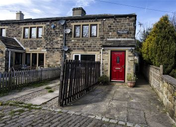 Thumbnail 2 bed flat for sale in Moorfield Terrace, Knowles Hill, Dewsbury, West Yorkshire