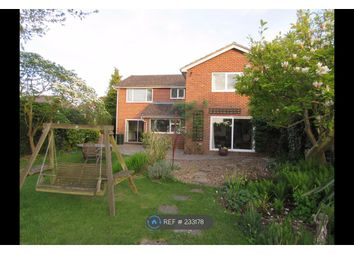 Thumbnail 5 bed detached house to rent in Reading Road, Reading