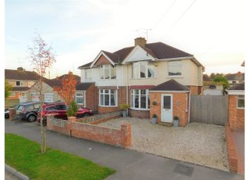 Thumbnail 4 bedroom semi-detached house for sale in Norton Grove - Old Walcot, Swindon