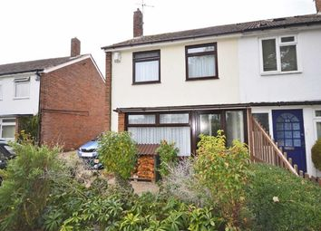 Thumbnail 3 bed semi-detached house for sale in The Ridge, Kennington, Ashford