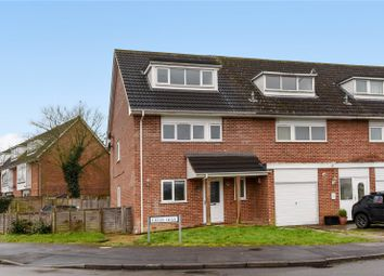 Thumbnail 5 bedroom end terrace house to rent in Hazel Drive, Woodley, Reading, Berkshire