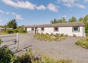 Thumbnail 3 bed bungalow for sale in Glenburn Cottage, Patna Road, Kirkmichael, Ayrshire KA197Lb