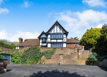 Thumbnail 5 bed detached house for sale in Roedean Crescent, Brighton