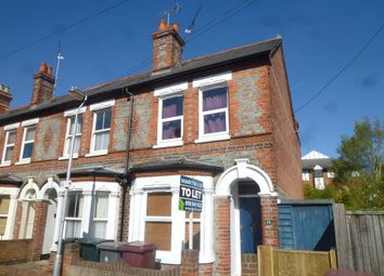 Thumbnail 2 bed end terrace house to rent in Thames Avenue, Reading