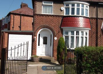 Thumbnail 3 bed semi-detached house to rent in Trent Street, Stockton On Tees