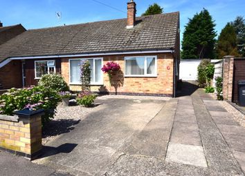 Thumbnail 3 bed bungalow for sale in Blenheim Road, Birstall, Leicester