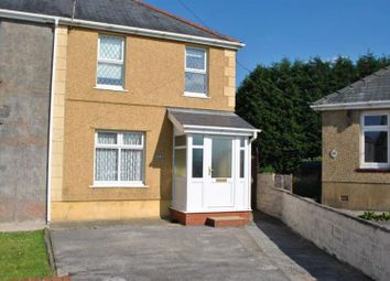 Thumbnail 2 bed property to rent in Banc Y Gors, Upper Tumble, Llanelli